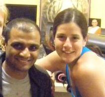 Sarah Ezrin and Sharath Rangaswamy