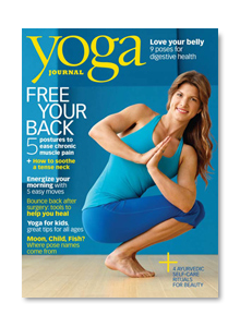 Alexandria Crow Yoga Journal Cover