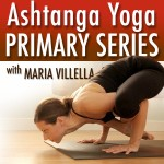 Ashtanga Yoga with MARIA VILLELLA 600x600C
