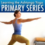 Ashtanga Yoga with MARIA VILLELLA